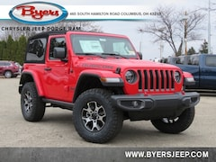 New 2020 Jeep Wrangler RUBICON 4X4 Sport Utility for sale in Columbus, OH