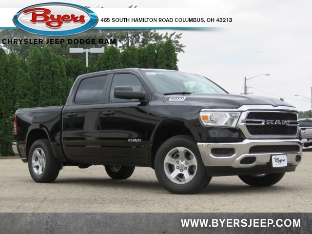 Featured New 2019 Ram All-New 1500 TRADESMAN CREW CAB 4X4 5'7 BOX Crew Cab for sale in Columbus OH