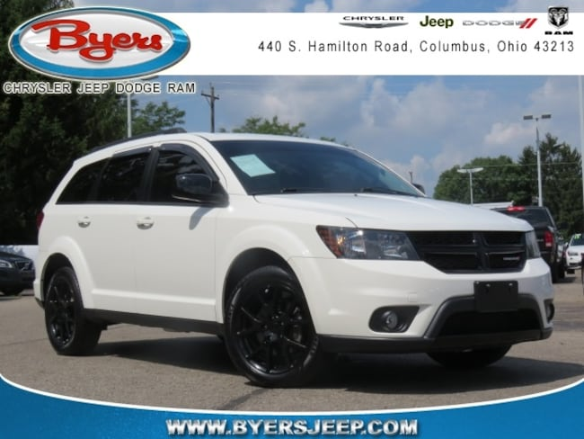 Used 2016 Dodge Journey SXT SUV in Columbus