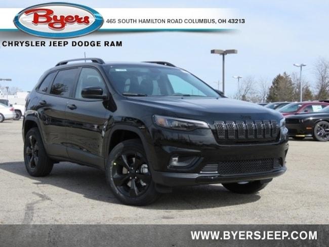 New 2020 Jeep Cherokee ALTITUDE 4X4 Sport Utility in Columbus