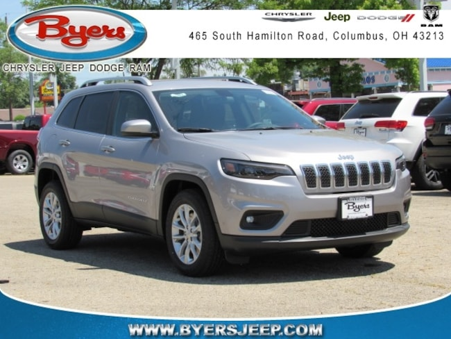 New 2019 Jeep Cherokee LATITUDE FWD Sport Utility in Columbus