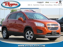 Used Vehicles for sale 2015 Chevrolet Trax LT SUV in Columbus, OH
