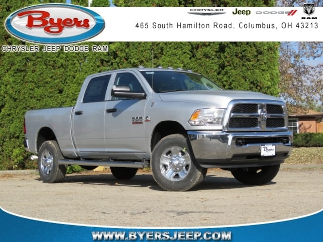New 2018 Ram 2500 TRADESMAN CREW CAB 4X4 6'4 BOX Crew Cab in Columbus