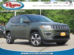 2018 Jeep Compass Latitude 4x4 SUV for sale in Columbus OH