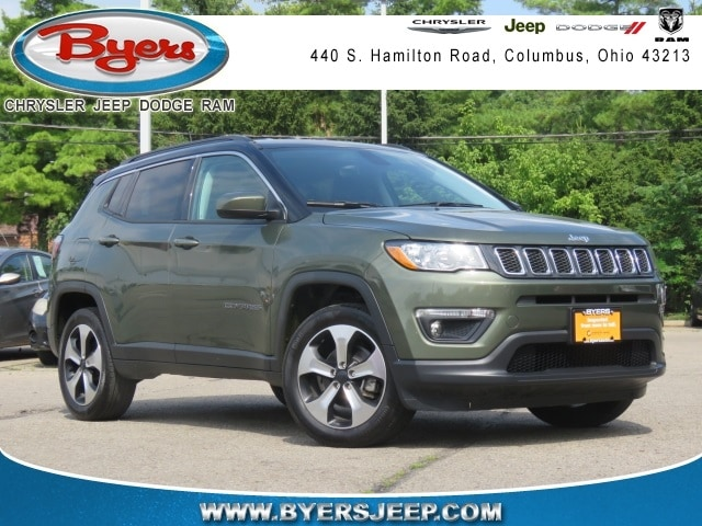 Jeep Dealership Columbus Ohio >> 2018 Jeep Inventory In Columbus Oh Byers Chrysler Jeep