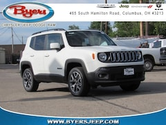 New 2018 Jeep Renegade LATITUDE 4X4 Sport Utility for sale in Columbus, OH