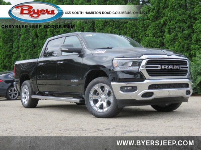 New 2019 Ram All-New 1500 BIG HORN / LONE STAR CREW CAB 4X4 5'7 BOX Crew Cab in Columbus