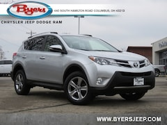 Used 2015 Toyota RAV4 XLE SUV for sale in Columbus, OH