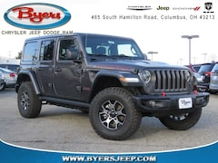 New Chrysler Jeep Dodge Ram models 2018 Jeep Wrangler UNLIMITED RUBICON 4X4 Sport Utility for sale in Columbus, OH