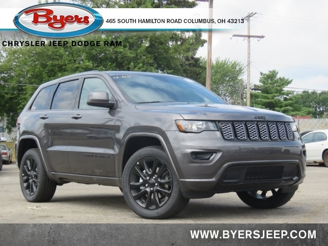 Jeep Columbus Ohio >> New 2020 Jeep Grand Cherokee Altitude 4x4 For Sale In Columbus Oh Serving Lancaster Dublin 1c4rjfag3lc104570