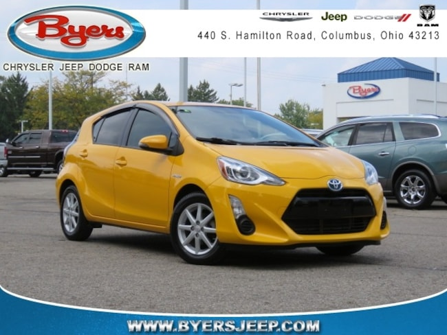 Used 2015 Toyota Prius c Hatchback in Columbus