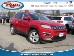 New Chrysler Jeep Dodge Ram models 2019 Jeep Compass LATITUDE FWD Sport Utility for sale in Columbus, OH
