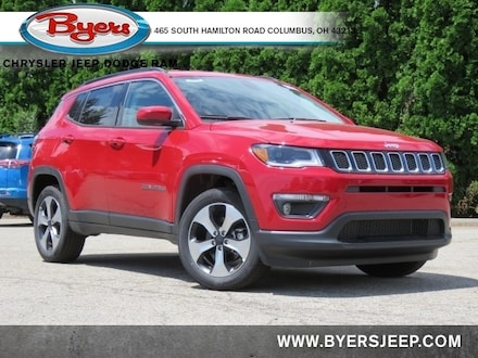 Featured New 2019 Jeep Compass LATITUDE 4X4 Sport Utility for sale in Columbus OH