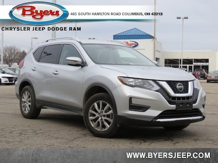 Featured Used 2019 Nissan Rogue SV SUV for sale in Columbus OH