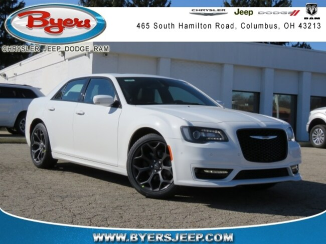 New 2019 Chrysler 300 S Sedan in Columbus