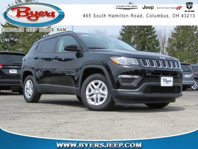 New 2018 Jeep Compass SPORT FWD Sport Utility in Columbus