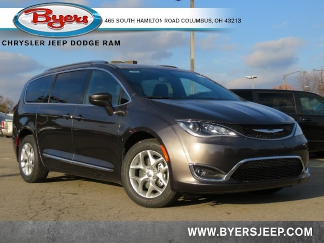 2020 Chrysler Pacifica 35TH ANNIVERSARY TOURING L PLUS Passenger Van