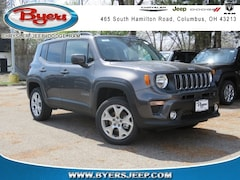 New 2019 Jeep Renegade LATITUDE 4X4 Sport Utility for sale in Columbus, OH