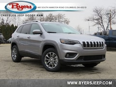 New 2020 Jeep Cherokee LATITUDE PLUS 4X4 Sport Utility for sale in Columbus, OH