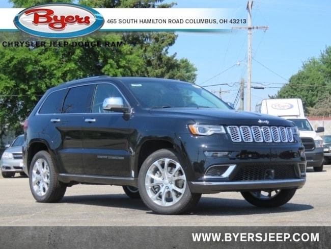 New 2020 Jeep Grand Cherokee SUMMIT 4X4 Sport Utility in Columbus