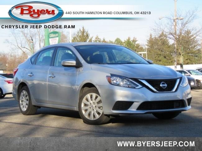 Bargain 2018 Nissan Sentra S Sedan For Sale in Columbus, OH