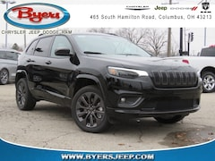 New Chrysler Jeep Dodge Ram models 2019 Jeep Cherokee HIGH ALTITUDE 4X4 Sport Utility for sale in Columbus, OH