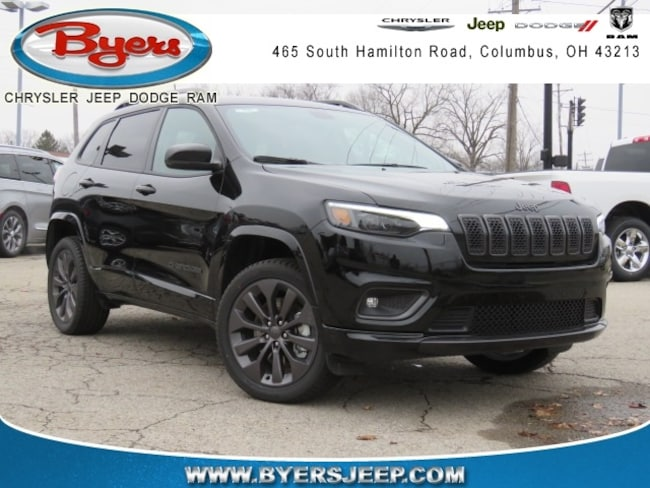 New 2019 Jeep Cherokee HIGH ALTITUDE 4X4 Sport Utility in Columbus