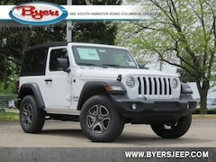 New 2020 Jeep Wrangler SPORT S 4X4 Sport Utility for sale in Columbus, OH