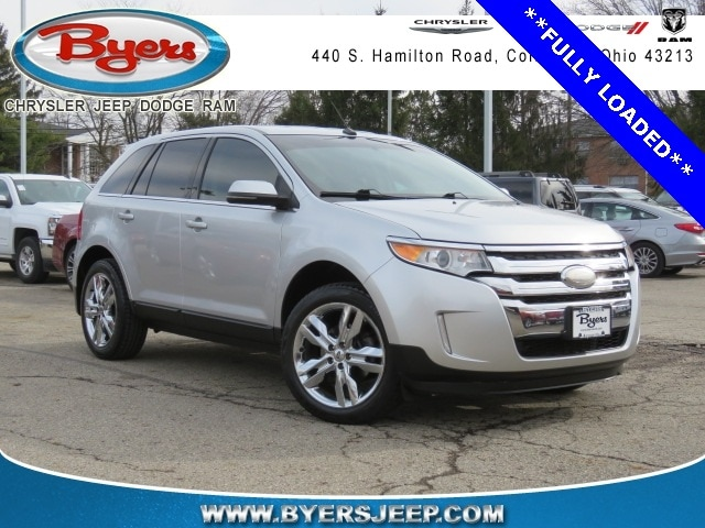 Featured Used 2012 Ford Edge Limited SUV for sale in Columbus OH