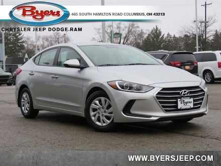 Featured Used 2018 Hyundai Elantra SE Sedan for sale in Columbus OH