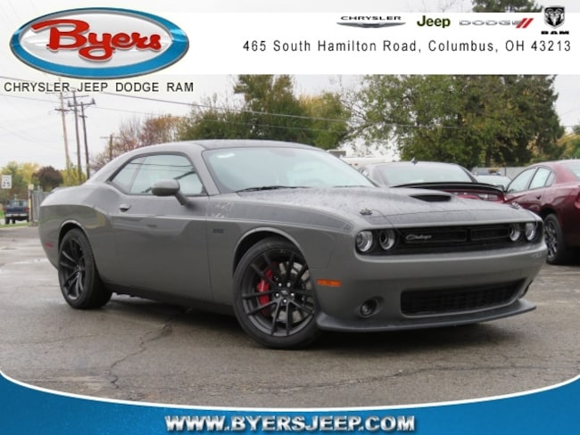 New 2018 Dodge Challenger SRT8 392 Coupe in Columbus