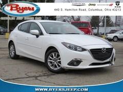 Used Vehicles for sale 2015 Mazda Mazda3 i Touring Hatchback in Columbus, OH