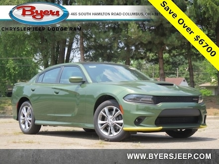 Featured New 2020 Dodge Charger GT AWD Sedan for sale in Columbus OH
