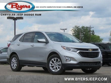 Featured 2020 Chevrolet Equinox LT w/1LT SUV for sale in Columbus OH
