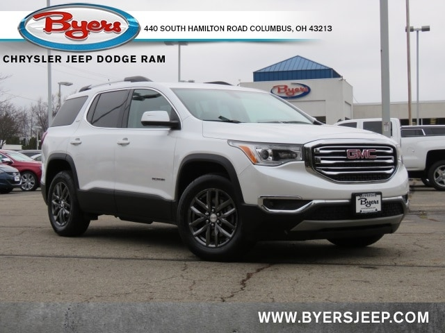 Featured 2017 GMC Acadia SLT-1 SUV for sale in Columbus OH