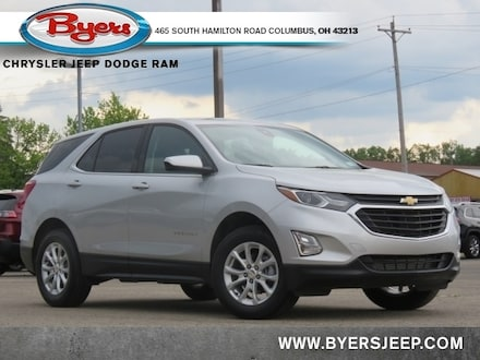 Featured Used 2020 Chevrolet Equinox LT w/1LT SUV for sale in Columbus OH