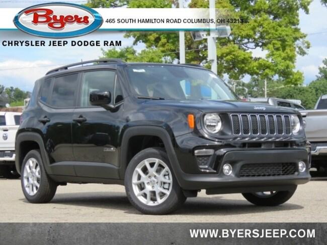New 2019 Jeep Renegade LATITUDE 4X4 Sport Utility in Columbus