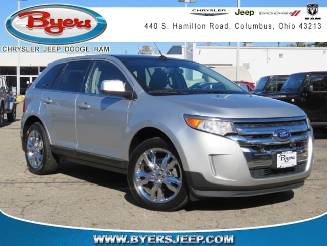Used 2011 Ford Edge Limited SUV in Columbus