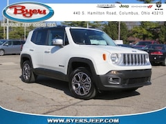 Used Vehicles for sale 2015 Jeep Renegade Limited 4x4 SUV in Columbus, OH