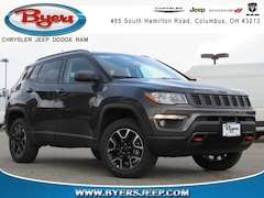 New Chrysler Jeep Dodge Ram models 2018 Jeep Compass TRAILHAWK 4X4 Sport Utility for sale in Columbus, OH