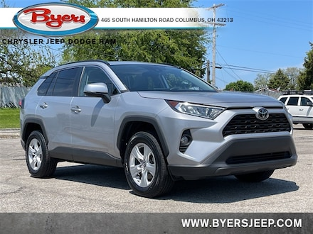 Featured Used 2019 Toyota RAV4 XLE SUV for sale in Columbus OH