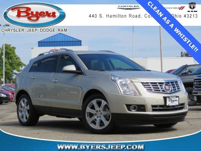 Used 2015 Cadillac Srx Premium Collection For Sale In Columbus Oh