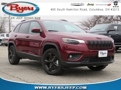 New Chrysler Jeep Dodge Ram models 2019 Jeep Cherokee ALTITUDE 4X4 Sport Utility for sale in Columbus, OH