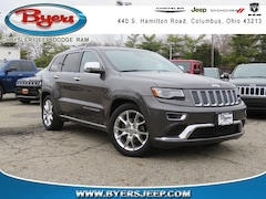 Used Vehicles for sale 2014 Jeep Grand Cherokee Summit 4x4 SUV in Columbus, OH