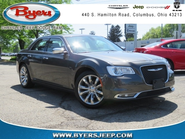 Featured Used 2019 Chrysler 300 Limited Sedan for sale in Columbus OH