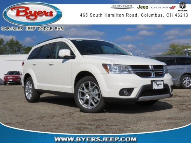 New 2018 Dodge Journey SXT AWD Sport Utility in Columbus