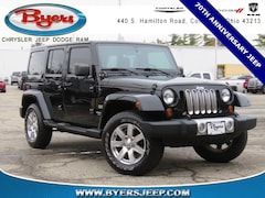 Used Vehicles for sale 2011 Jeep Wrangler Unlimited 70th Anniversary SUV in Columbus, OH