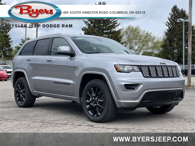 New 2021 Jeep Grand Cherokee LAREDO X 4X4 Sport Utility in Columbus