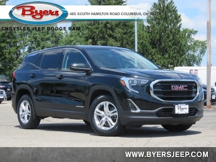 Featured Used 2018 GMC Terrain SLE SUV for sale in Columbus OH