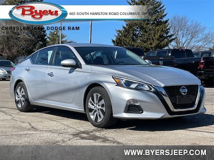 Featured Used 2019 Nissan Altima 2.5 S Sedan for sale in Columbus OH